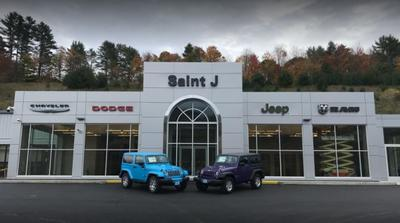St. Johnsbury Chrysler Dodge Jeep Ram Image 1