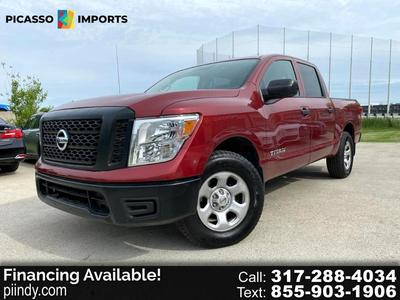 Nissan Titan 2018 for Sale in Fishers, IN