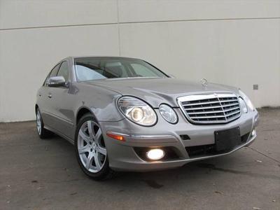 2007 Mercedes-Benz E-Class E 350 for sale VIN: WDBUF56X17B017503