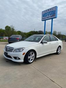 Mercedes-Benz C-Class 2010 for Sale in The Colony, TX