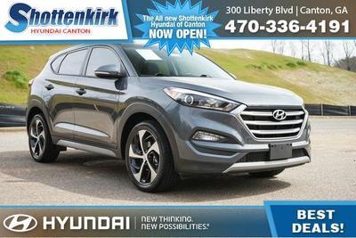 Hyundai Tucson 2018 a la venta en Canton, GA