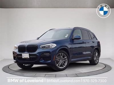 BMW X3 PHEV 2021 a la venta en Loveland, CO