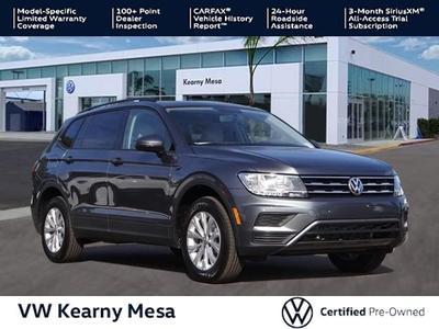 Volkswagen Tiguan 2020 a la venta en San Diego, CA