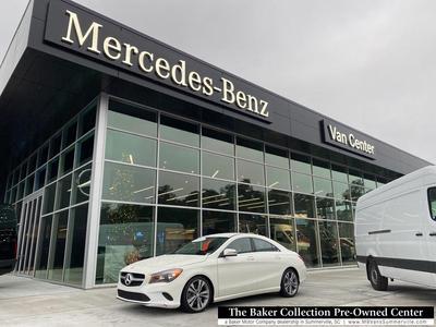 Mercedes-Benz CLA 250 2018 for Sale in Summerville, SC