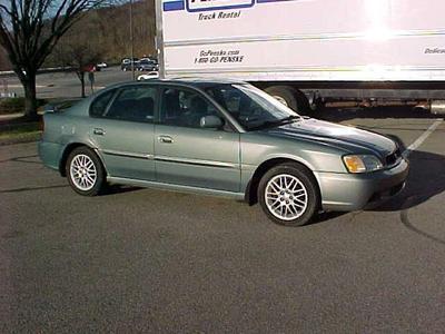 2004 Subaru Legacy L for sale VIN: 4S3BE625947211975