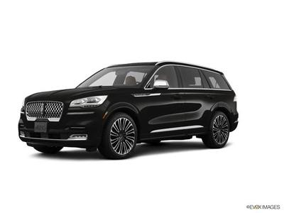 2020 Lincoln Aviator Black Label AWD image