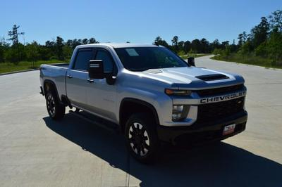 Chevrolet Silverado 2500 2020 for Sale in Tomball, TX