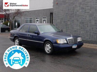 Mercedes-Benz E-Class 1995 a la venta en Burnsville, MN