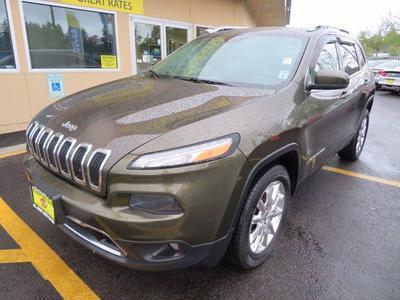 Jeep Cherokee 2015 a la venta en Federal Way, WA