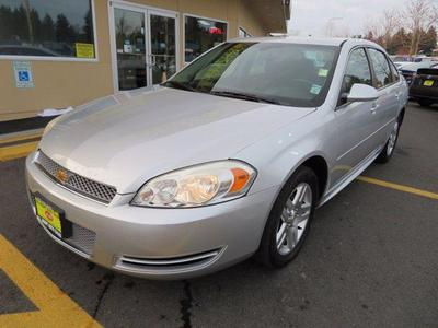 Chevrolet Impala 2013 a la venta en Federal Way, WA