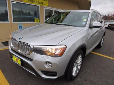 BMW X3 2017 for Sale in Federal Way, WA