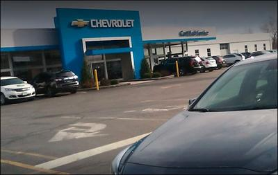 Garber Chevrolet Subaru Image 1