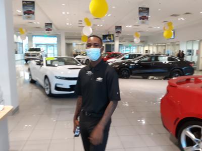 Ed Bozarth #1 Chevrolet Image 6