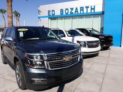 Ed Bozarth #1 Chevrolet Image 9