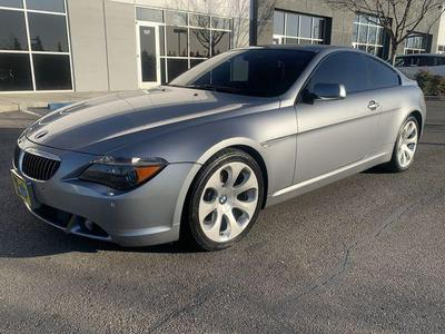 BMW 650 2007 for Sale in Tracy, CA