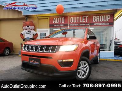 Jeep Compass 2017 for Sale in Midlothian, IL