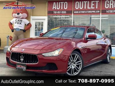 Maserati Ghibli 2014 for Sale in Midlothian, IL