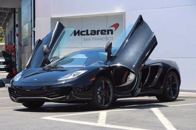 McLaren MP4-12C 2013 for Sale in Palo Alto, CA