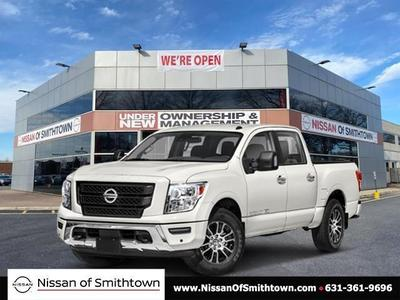 Nissan Titan 2021 for Sale in Saint James, NY
