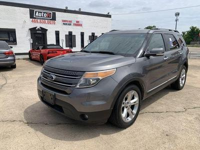 Ford Explorer 2014 for Sale in Lewisville, TX