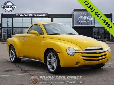 Chevrolet SSR 2004 a la venta en Ann Arbor, MI
