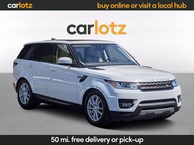 Land Rover Range Rover Sport 2017 a la venta en Merritt Island, FL