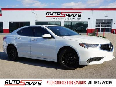 Acura TLX 2020 a la venta en Houston, TX