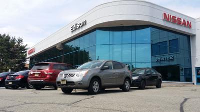 Edison Nissan Image 1