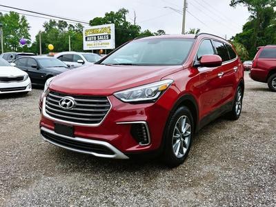 Hyundai Santa Fe 2017 a la venta en Jacksonville, FL