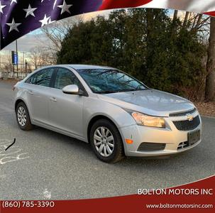 Chevrolet Cruze 2011 for Sale in Bolton, CT