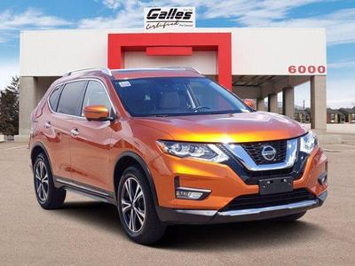 Nissan Rogue 2018 for Sale in Albuquerque, NM