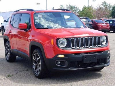 Jeep Renegade 2015 for Sale in Albuquerque, NM