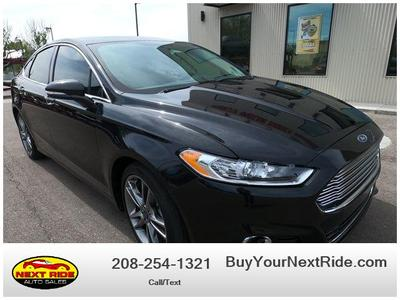 Ford Fusion 2014 for Sale in Nampa, ID
