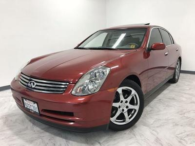 INFINITI G35 2003 for Sale in Sacramento, CA