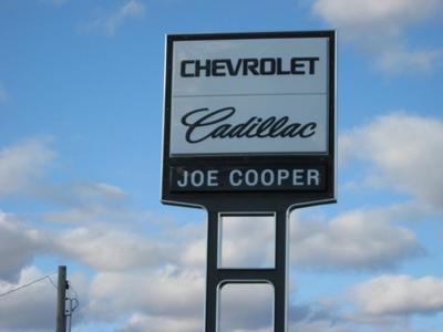 Joe Cooper Cadillac Chevrolet Image 2