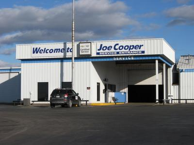 Joe Cooper Cadillac Chevrolet Image 4