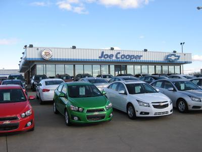 Joe Cooper Cadillac Chevrolet Image 6