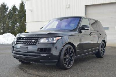 Land Rover Range Rover 2017 for Sale in Martinsville, NJ