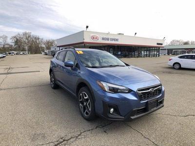 Subaru Crosstrek 2018 a la venta en Sayre, PA