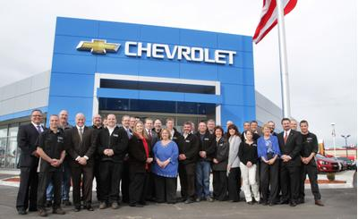 Champion  Chevrolet of Fowlerville Image 1