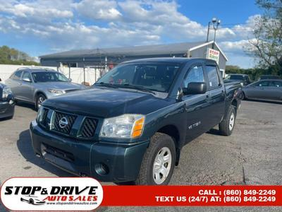 Nissan Titan 2007 for Sale in East Windsor, CT
