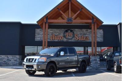 Nissan Titan 2009 a la Venta en Harrisonburg, VA
