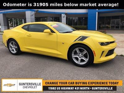 Chevrolet Camaro 2017 for Sale in Guntersville, AL