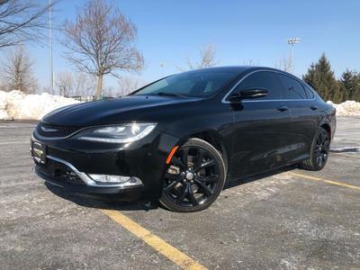 Chrysler 200 2015 a la venta en Elmhurst, IL