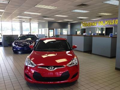 Wilson Premier Hyundai Image 5