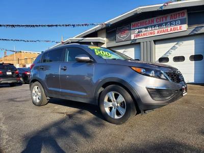 KIA Sportage 2011 for Sale in Michigan City, IN