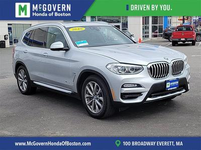 BMW X3 2018 for Sale in Everett, MA