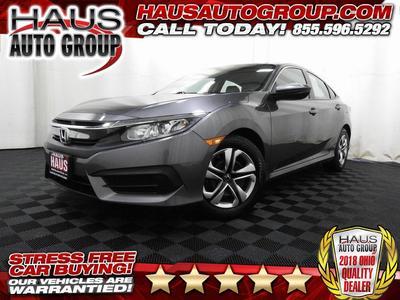 Honda Civic 2017 a la venta en Canfield, OH