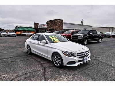 Mercedes-Benz C-Class 2017 a la venta en El Paso, TX