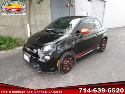 Fiat 500e 2015 for Sale in Orange, CA